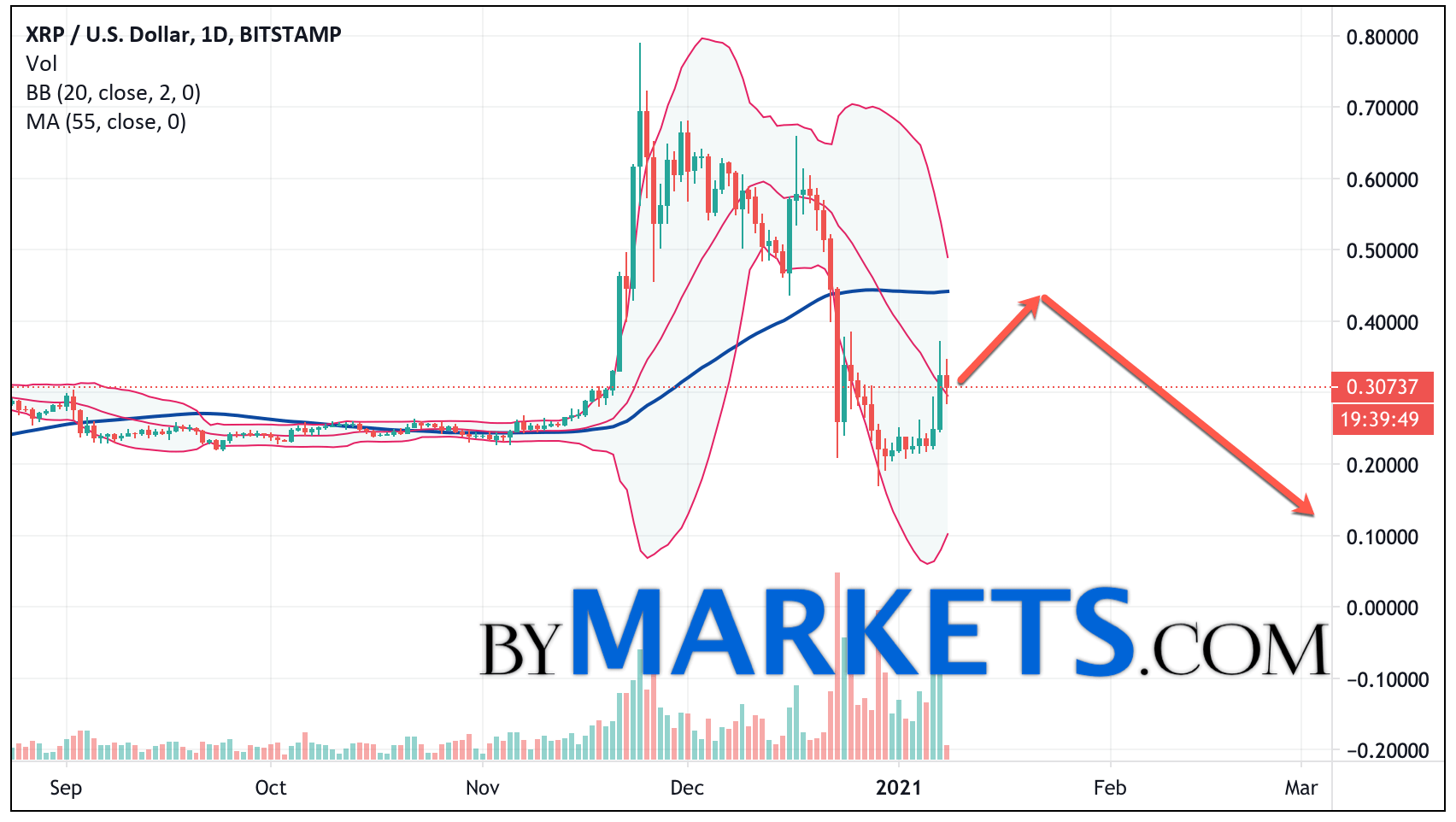 Ripple (XRP/USD) forecast on January 11 — 17, 2021